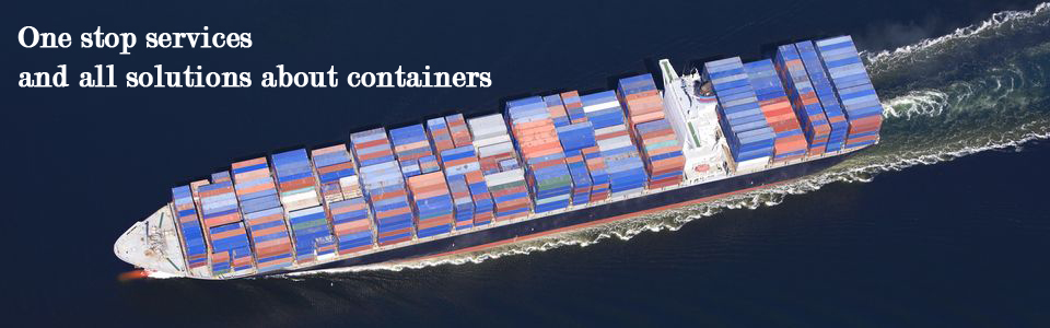 It is our motto to provide you with necessary services you need through container sales, lease, consulting job etc.