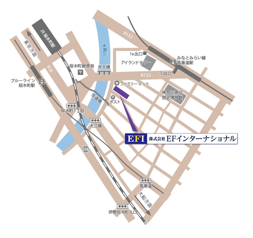 EFI案内地図(日本語)