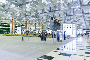 シンガポールの空港(チャンギ空港)