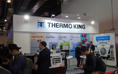 Intermodal Asia 2018 Thermo King
